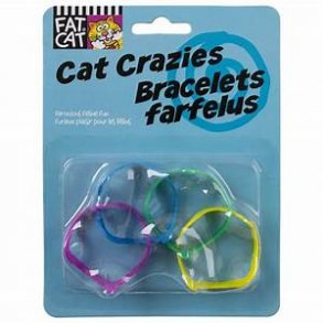 Cat Crazies Bracelets farefelus